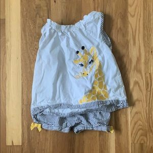 🦄3 for $20🦄 Two piece giraffe outfit